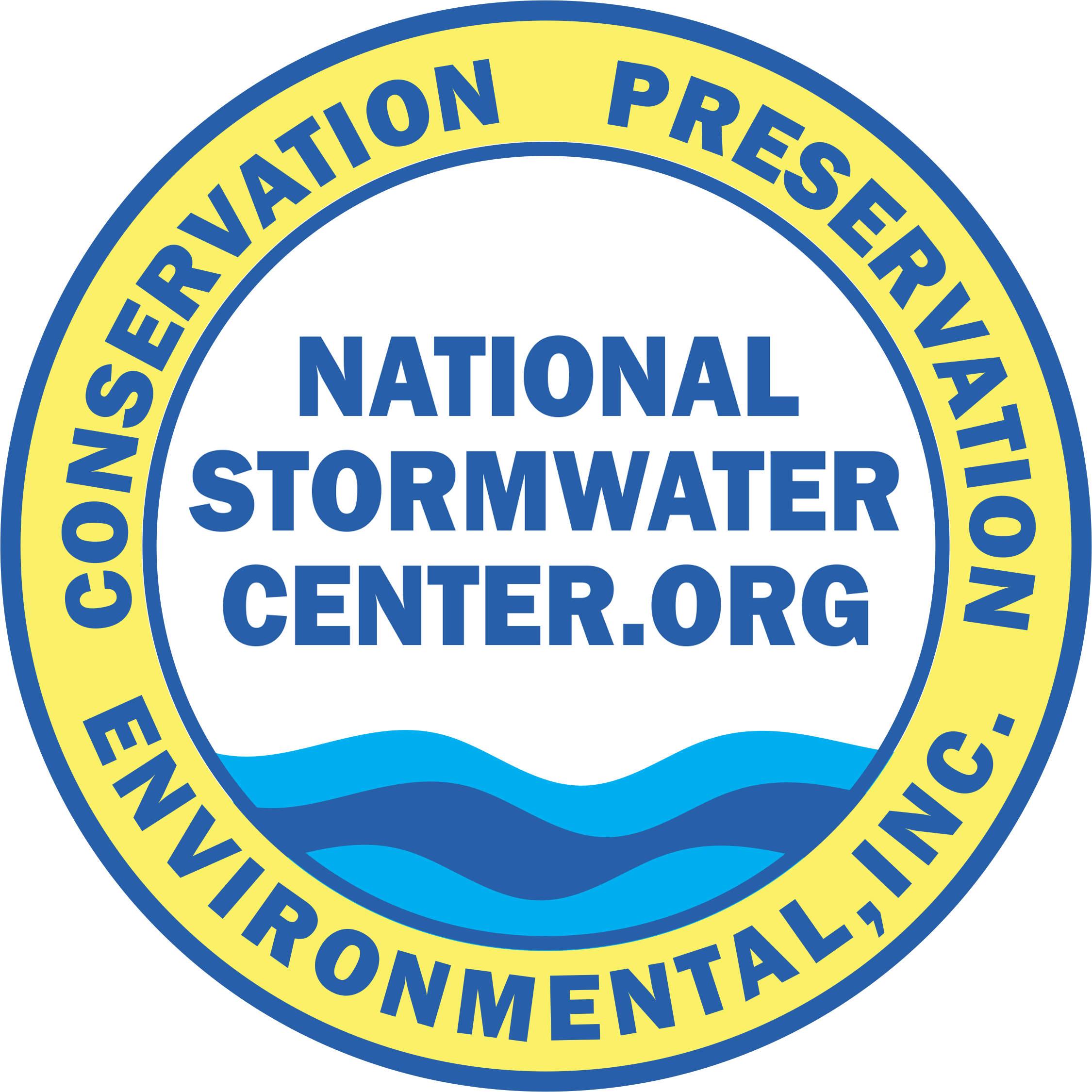 National Stormwater Center non-profit logo